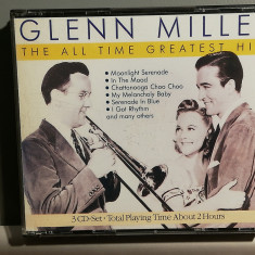 Glenn Miller - Greatest Hits - 3cd Box (1988/JTV/Germany) - CD ORIGINAL/ F.Buna