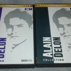 Alain Delon collection 16 DVD subtitrare in limba romana