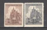 Boemia si Moravia.1944 600 ani Domul St.Velts Praga  MB.752