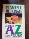 PLANTE MEDICINALE SI AROMATICE DE LA A LA Z - OVIDIU BUJOR
