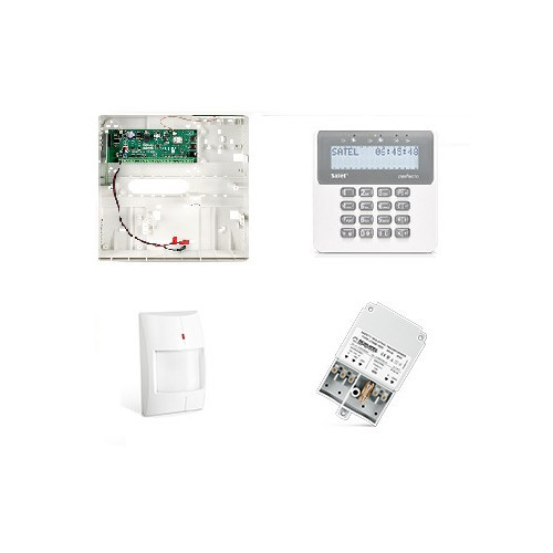 Set sistem de alarma wireless Perfecta 16 SET FULL WIRELESS