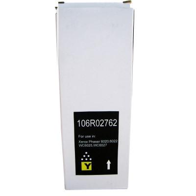 Cartus toner RETECH compatibil cu Xerox 6020 yellow foto