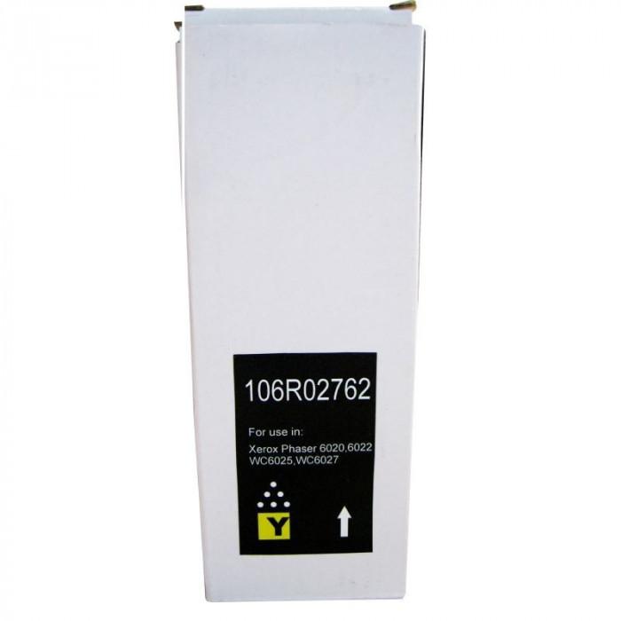 Cartus toner RETECH compatibil cu Xerox 6020 yellow