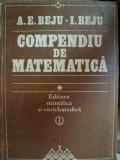 COMPENDIU DE MATEMATICA-ANGELA ELENA BEJU-IULIAN BEJU,BUC.1983