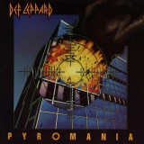 Def Leppard Pyromania (cd)