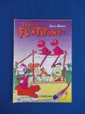 FAMILIA FLINTSTONE , REVISTA BENZI DESENATE , EGMONT ROMANIA , NR. 1 / 1994