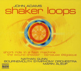 CD John Adams, Nathan Gunn, Bournemouth Symphony Orchestra, Marin Alsop