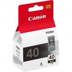 Cartus cerneala PG-40 Black original Canon, Negru