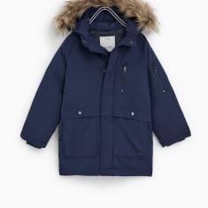 NOUA, DE FIRMA → Geaca de iarna, puf gasca, ZARA → baieti | 12 ani | 152 cm
