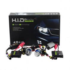 Kit instalatie Xenon HID Slim H4 4300K 35W
