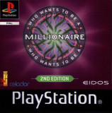 Joc PS1 Who wants to be a millionaire 2ND Edition