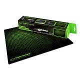 Mouse pad gaming, 25 x 20 cm, Verde