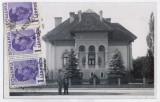 348 - TURNU SEVERIN, House Iorgu Popescu - old PC real PHOTO - used - 1937 - TCV
