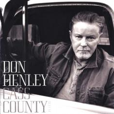 Don Henley Cass County LP Deluxe (vinyl)