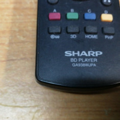Telecomanda Sharp GA938WJPA #56480