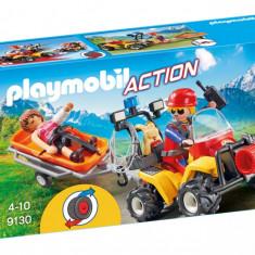 Salvatori montani cu targa - Playmobil