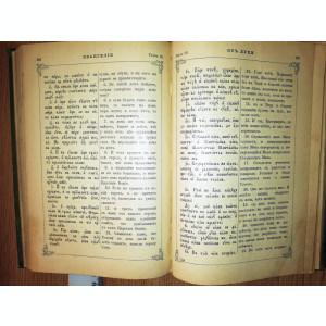 BIBLIE VECHE 1904