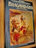 B751- Bhagavad Gita-Asa cum este ea 1993. Carte spiritualitate India.