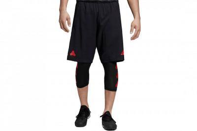 Pantaloni scurti adidas TAN Training Shants DP2700 pentru Barbati foto