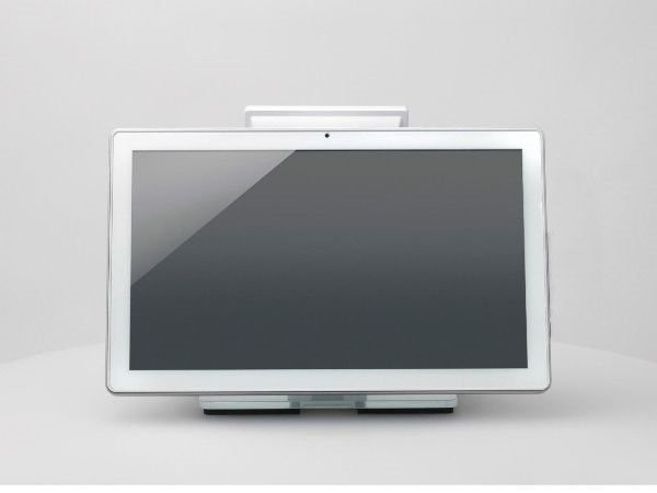 Sistem POS 4POS 560-GT, Display 15.6inch Touchscreen, Intel Core i3 Gen 2 2120T 2.6 GHz, 8 GB DDR3, 256 GB SSD NOU, Customer Display