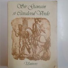 SIR GAWAIN AND THE GREEN KNIGHT traducere de DAN P. ILIES, 1982