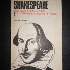 SHAKESPEARE - OPERE COMPLETE volumul 5