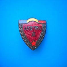 HOPCT ROMANIA INSIGNE VECHE SPORTIVA  ARBITRU II  EMAIL   [ 2 ]