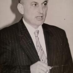 Mihai Ionescu, Asoc. Naț. a Exportatorilor și Import. din Ro, anii 90, 12 /15 cm