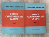 Urgente cardiovasculare la copil/2 volume/ V. Popescu& C. Arion