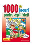 Cumpara ieftin 1000 de jocuri pentru copii isteți 5-10 ani