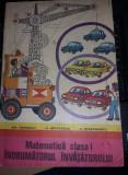 MATEMATICA CLASA I*INDRUMATORUL INVATATORULUI/GH.HERESCU,V.MOTRESCU/1981,T.GRATU