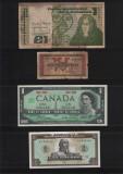 Set #32 7 bancnote de colectie 1941 - 1997, Europa