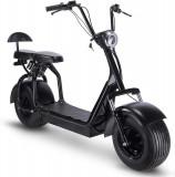 Scuter electric Harley, cu baterie detaşabilă, culoare negru lucios, Harley Davidson