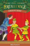 Portalul magic 21: Emotii pe scena - Mary Pope Osborne