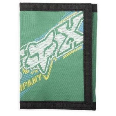 FOX Chop Suey Wallet -57650 Green foto