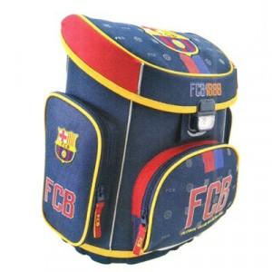 Ghiozdan ergonomic compact FC Barcelona 38 cm