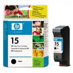 Cartus cerneala HP 15 (Negru - de mare capacitate)