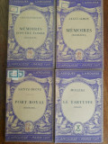 Lot 20 carti vechi in franceza - Moliere, Racine, Voltaire, ... /  R4P1F