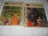 Din Lirica De Dragoste A Lumii - 2 volume - B P T  ,1987, Carte Noua