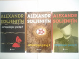 Aleksandr Soljenitin - ARHIPELAGUL GULAG (3 volume) (NOI)