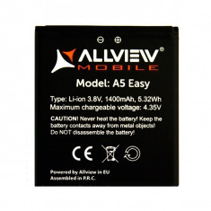 Acumulator Original ALLVIEW A5 Easy (1400 mAh)