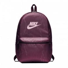 Ghiozdan rucsac Nike Heritage mov 43 cm