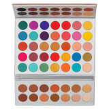 Cumpara ieftin Paleta Profesionala de Farduri Beauty Glazed Gorgeous Me, Eye Shadow Tray, 63 Culori