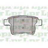Placute frana spate Ford Mondeo 2004- 7880