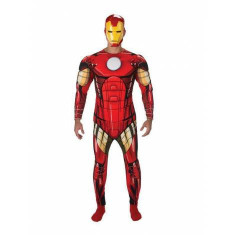 Costum iron man adult std - marimea 140 cm