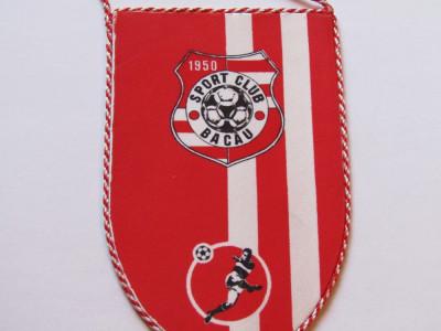Fanion fotbal - SC BACAU foto