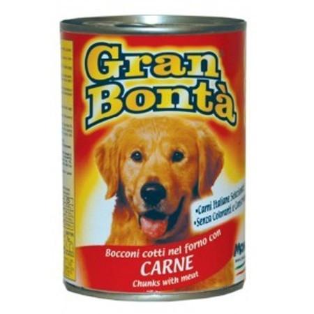Conserva caine, GRAN BONTA CARNE 1230 gr