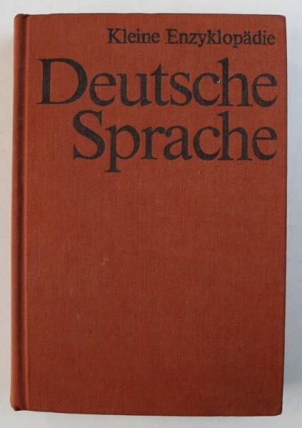 KLEINE ENZYKLOPADIE DEUTSCHE SPRACHE , 1983