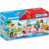 Set de Constructie Pauza de Cafea, Playmobil
