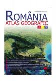 Cumpara ieftin România. Atlas geografic școlar
